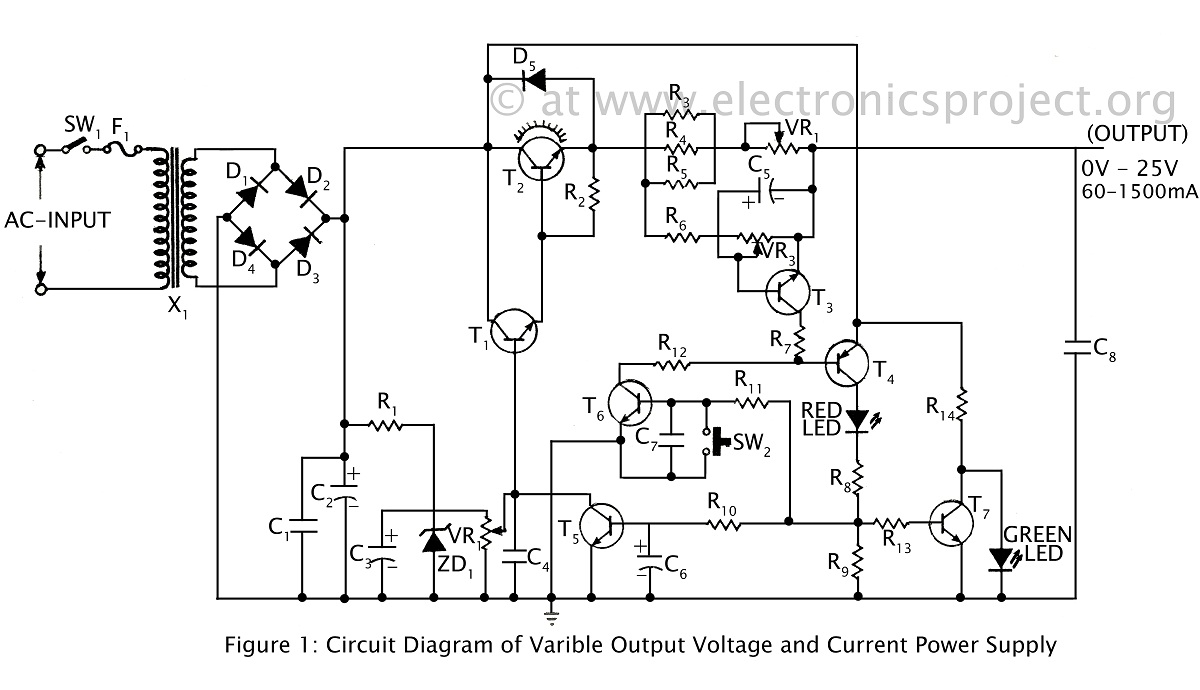 dc circuit voltage and current relationship