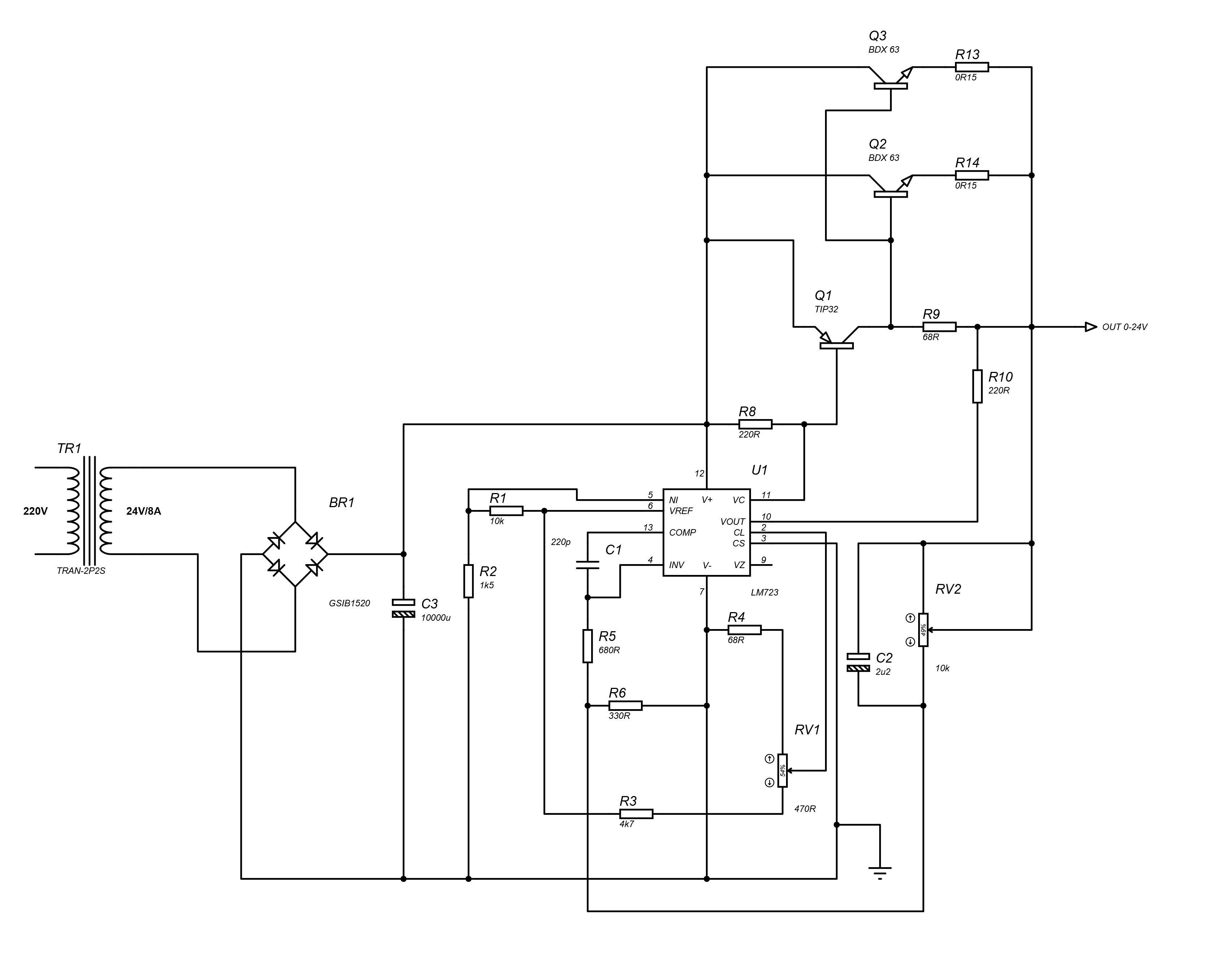 Top Circuits Page 180 Pin Cd4060 Ic Timer Circuit Diagram 1 Minute To 2 Hoursjpg On Bdx63