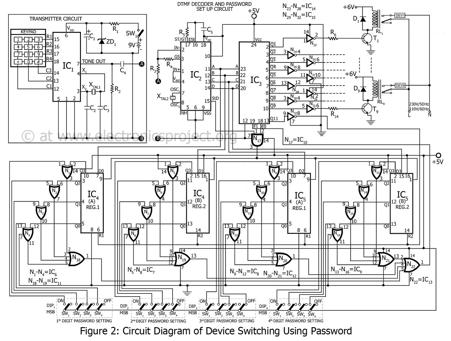 Results Page 235 About Splitter Circuit Searching Circuits At Wiring Diagram Quiz Together With Game Show Buzzer Device Switching Using Password