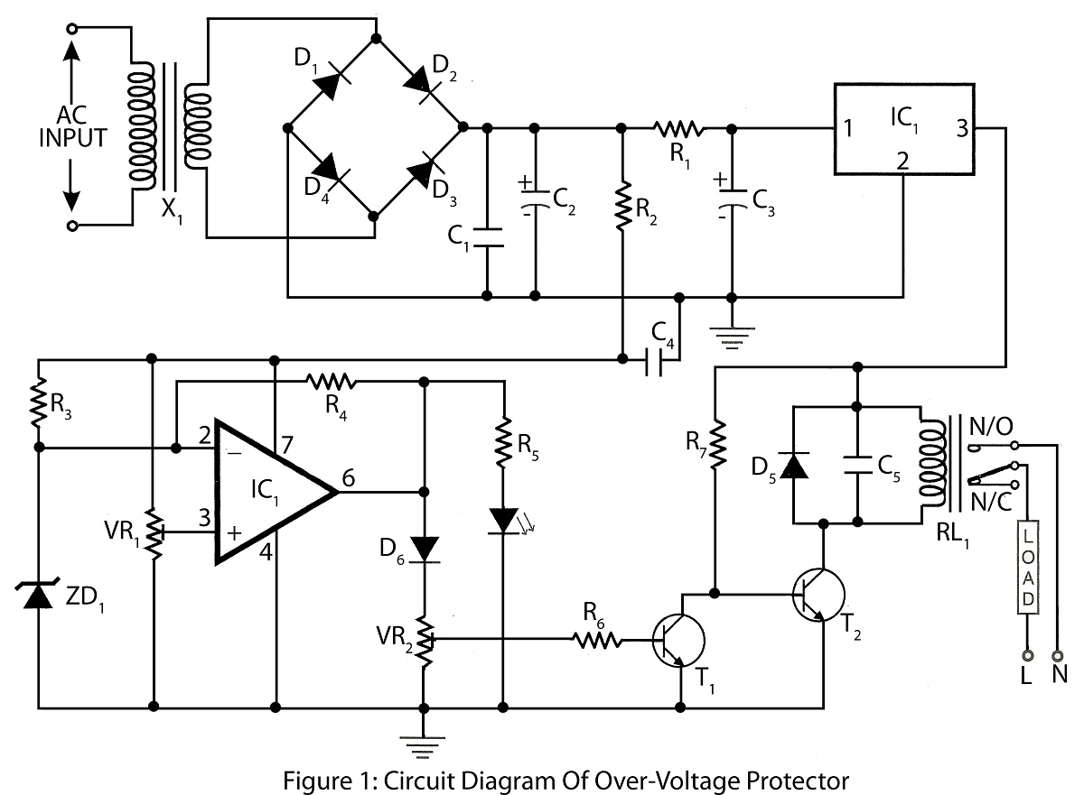 Results Page 112 About Electronic Quiz Searching Circuits At Wiring Diagram Together With Game Show Buzzer Circuit Over Voltage Protector