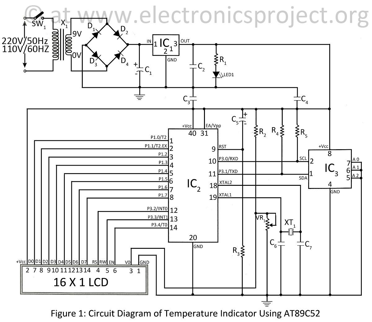 Make A Simple Noncontact Ac Mains Voltage Detectorelectronics Project