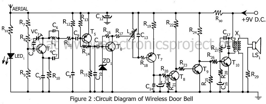 electronic circuit diagrams projects  u2013 ireleast
