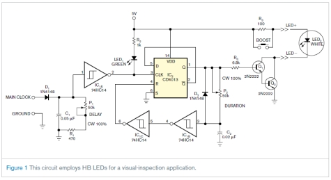 truck flood light wiring diagram 4 led strobe has independent delay and duration under  led strobe has independent delay and duration under