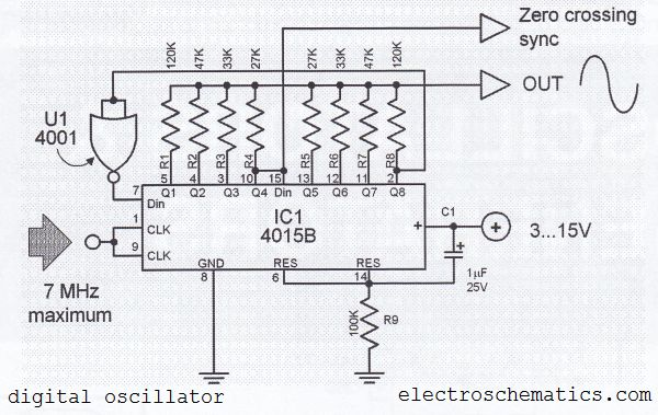 50hz sine wave oscillator circuit diagram  index 978 circuit diagram seekic com