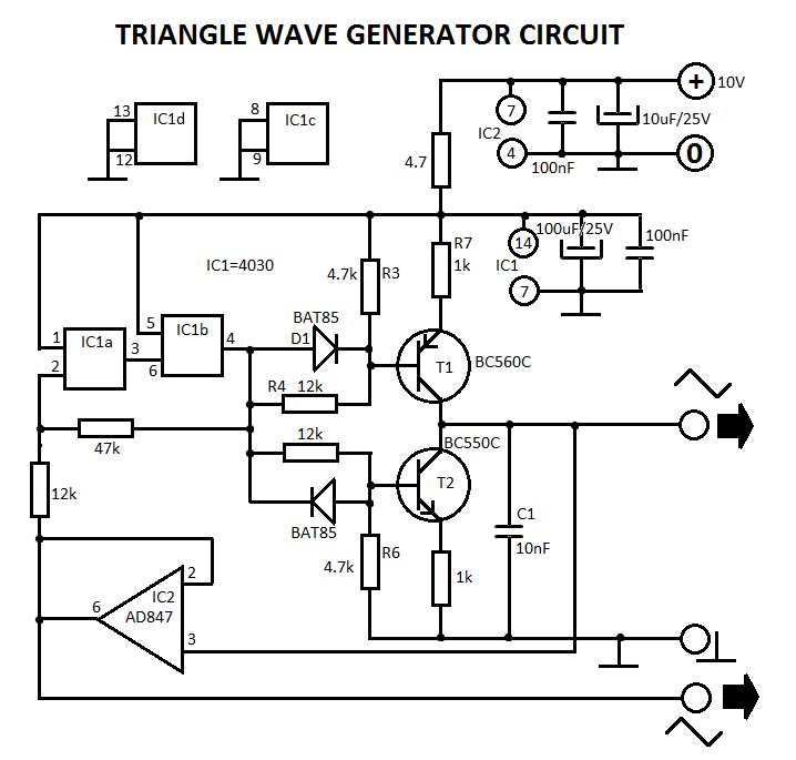 square wave oscillator circuit page 3   oscillator circuits    next gr