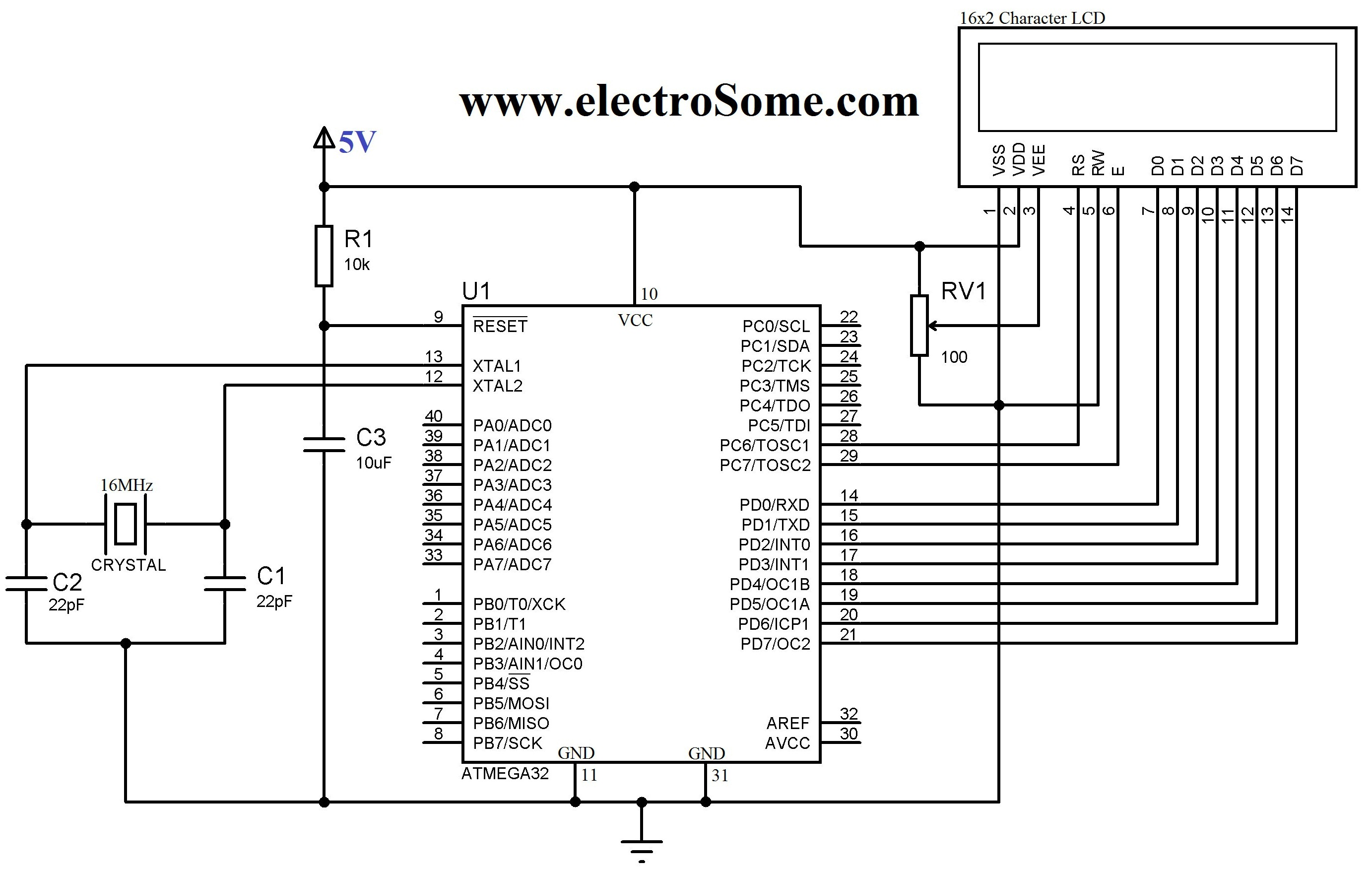 Results page 6, about 'mega 16-P'  Searching circuits at Next gr