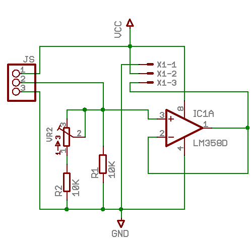 Light Sensor Arduino Compatible - schematic