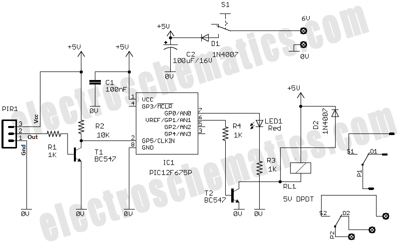 pic microcontroller circuit page 3   microcontroller circuits    next gr