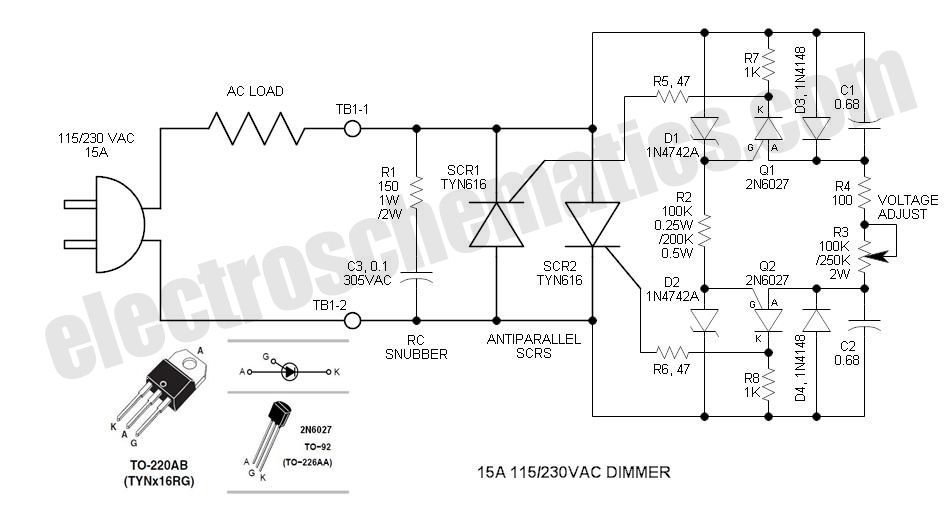 light dimmer circuit page 3   light laser led circuits    next gr