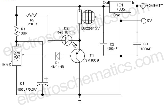 remote control circuit page 8   automation circuits    next gr
