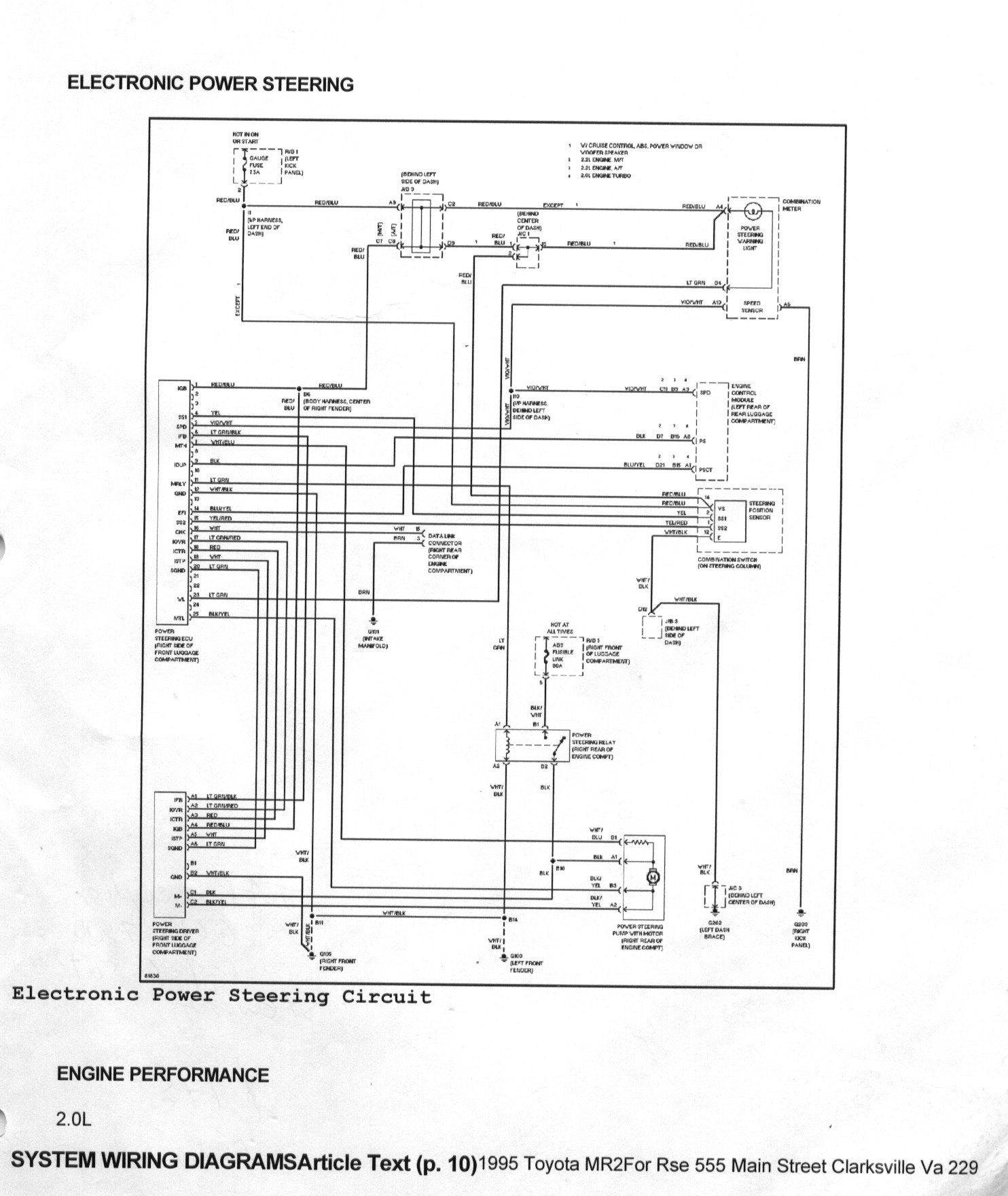 Truck Steering System Diagram Ford Ranger Gt Meter Counter Delay Circuits Circuit With Semi
