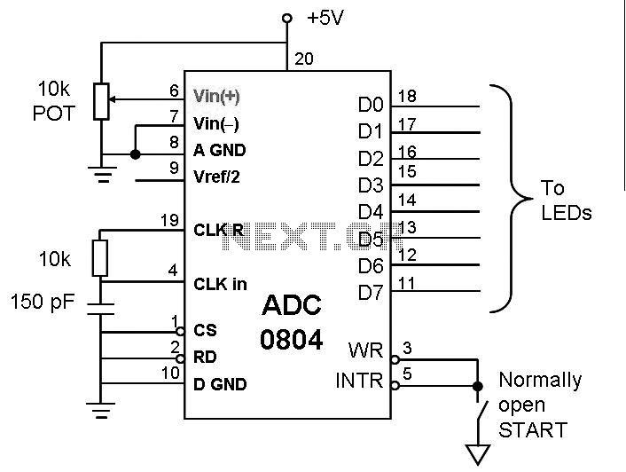 u0026gt  circuits  u0026gt  stepper motor driver circuit diagram l31985