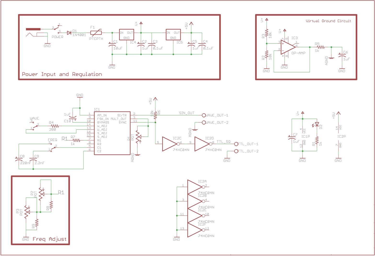 New Circuits Page 95 Mediumpower Fm Transmitter Eeweb Community Function Generator