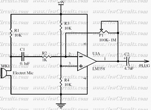 audio preamplifiers circuits page 15   audio circuits