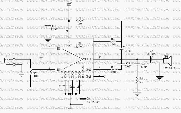 audio circuit page 27    next gr