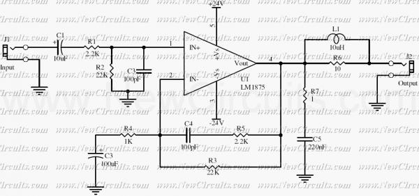 u0026gt  audio  u0026gt  amplifiers  u0026gt  auto gain control op amp circuit