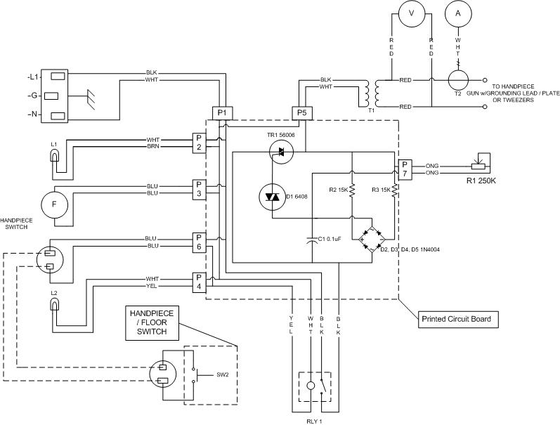 Features and Power Control Circuit