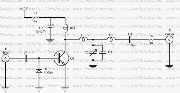 radio frequency circuit page 17    next gr