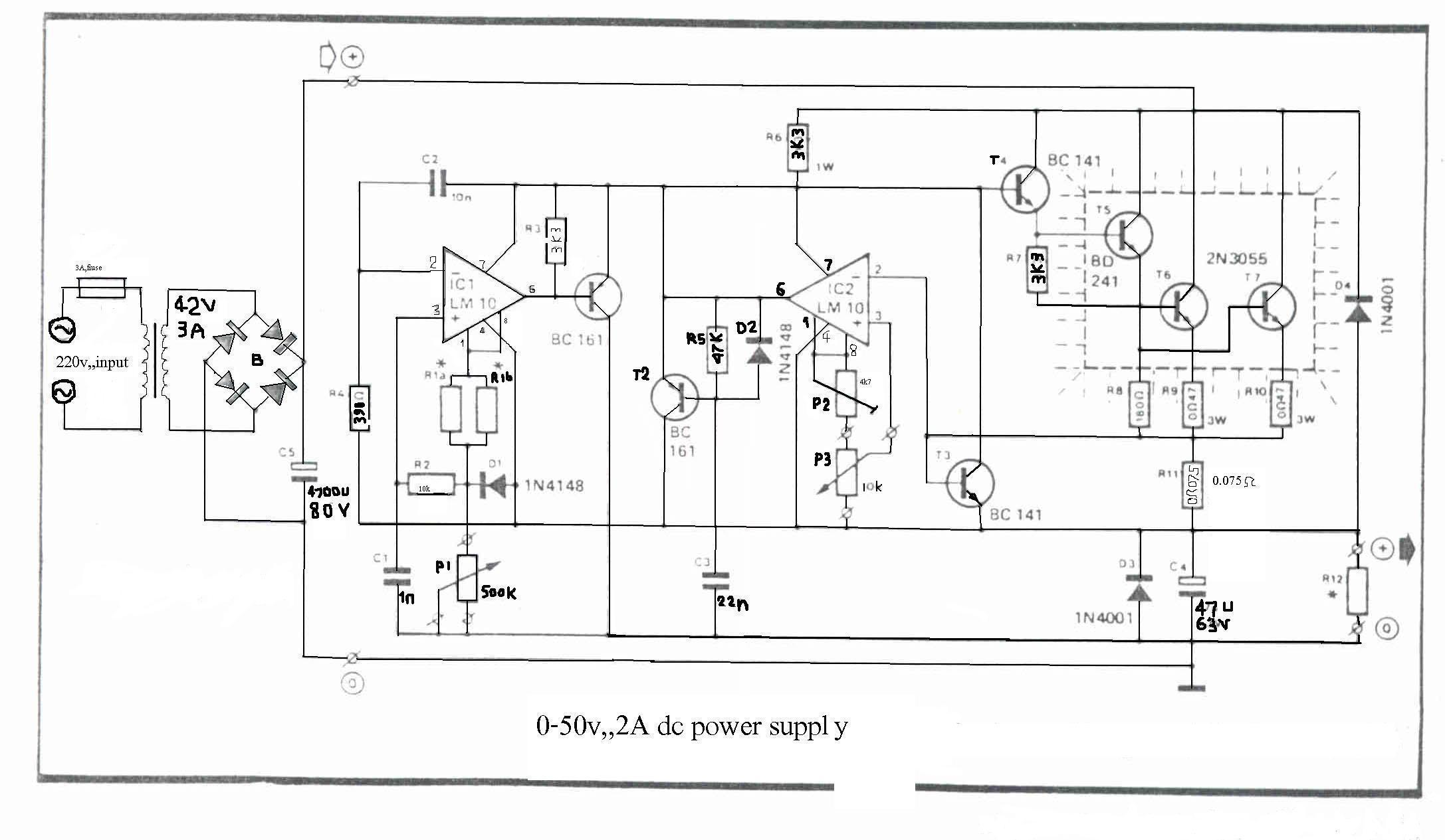 Results Page 170 About Led Bulb Circuit Searching Circuits At Figure 1 Block Diagram For The Theremin 0 50v 2a Bench Power Supply