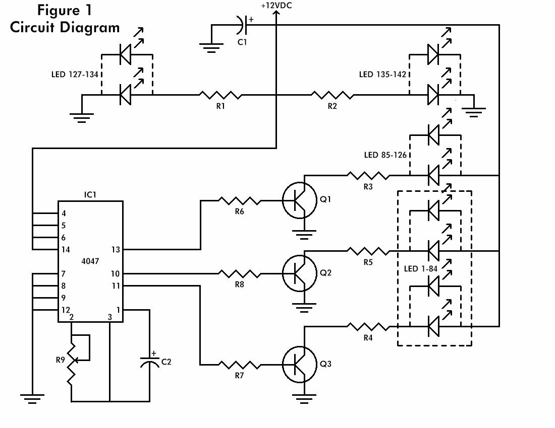 Top Circuits Page 194 Cut Off By Lm324 Circuit Diagram Auto Lead Acid 555 And Thumbnail The Flashing Heart