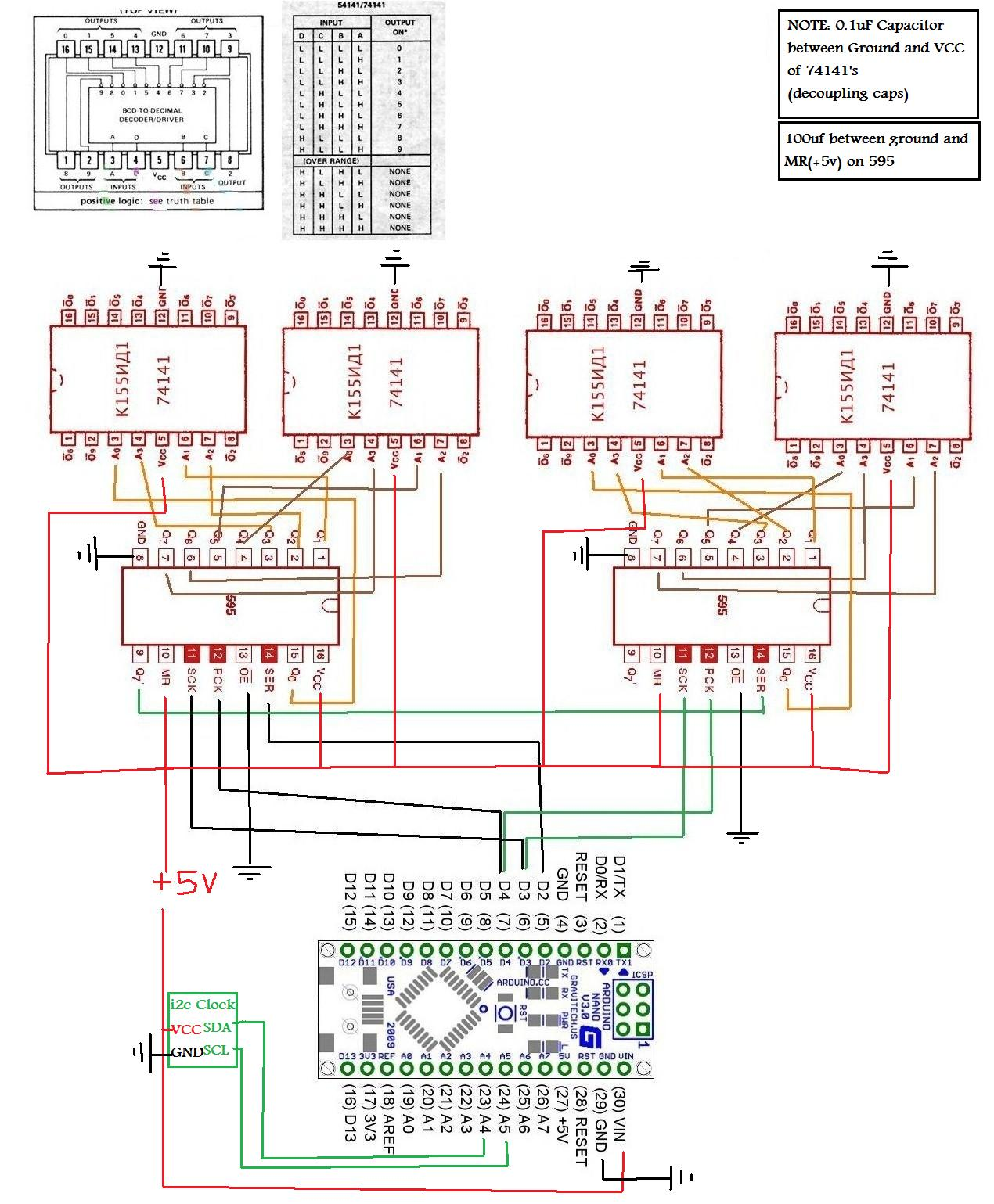 Binary To 7 Segment Display Circuit Diagram Free Wiring Drawing An Arduino Schematicjpg Clock Engine Image For User 59