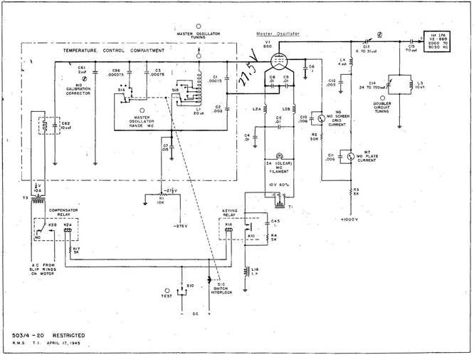 Transmitter Servicing Course - schematic