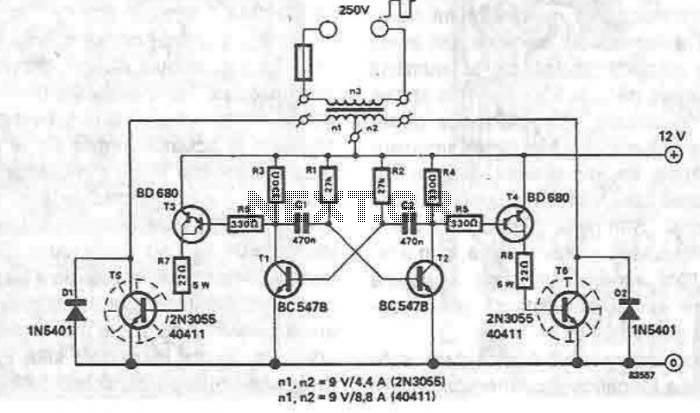 electronic circuits page 538    next gr