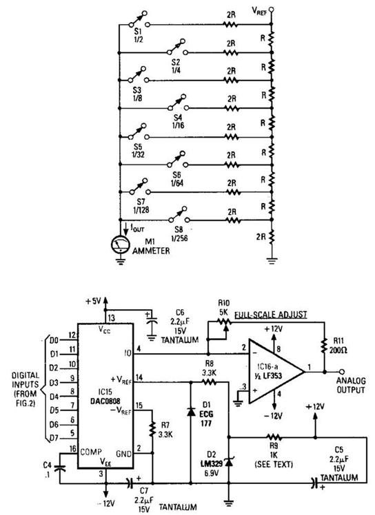 digital to analog circuit   digital circuits    next gr