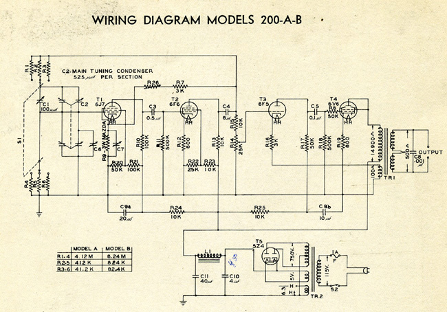 audio oscillator page 3 audio circuits next gr Hewlett-Packard Logo 200b sch 100ppp