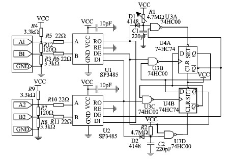 Rs 422 Wiring Diagram Rs Free Image About Wiring Diagram – Rs-485 Wire Diagram