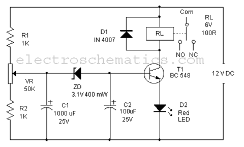 Off Delay Timer Relay Wiring Diagram furthermore 555 Timer Led Circuit Diagram besides One Shot Timer Circuit likewise Circuito Simples De Timer Ajustavel Temporizador De 3 Segundos Ate 2 Minutos together with Simple Switch Time Delay Circuit Diagram. on on delay timer circuit 555