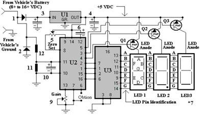 digital ac voltmeter circuit diagram the wiring diagram voltmeter circuit page 6 meter counter circuits next gr circuit diagram