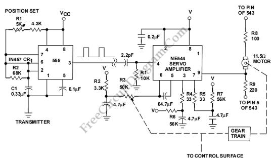 servo motor circuit page 2   automation circuits    next gr