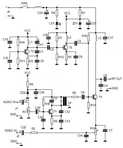 Results page 4, about 'modulator'  Searching circuits at Next gr