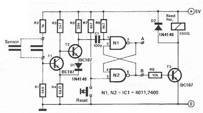 liquid sensor circuit page 4   sensors detectors circuits    next gr