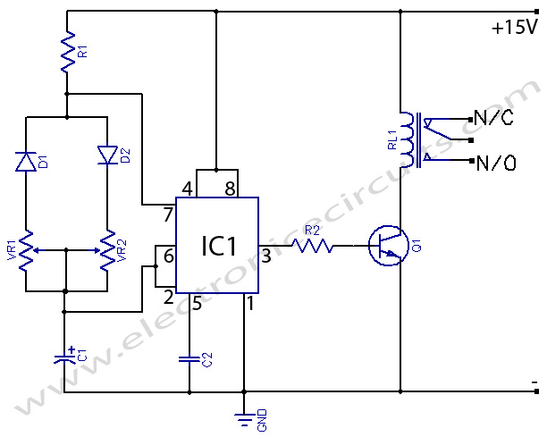 timer circuit page 10   meter counter circuits    next gr