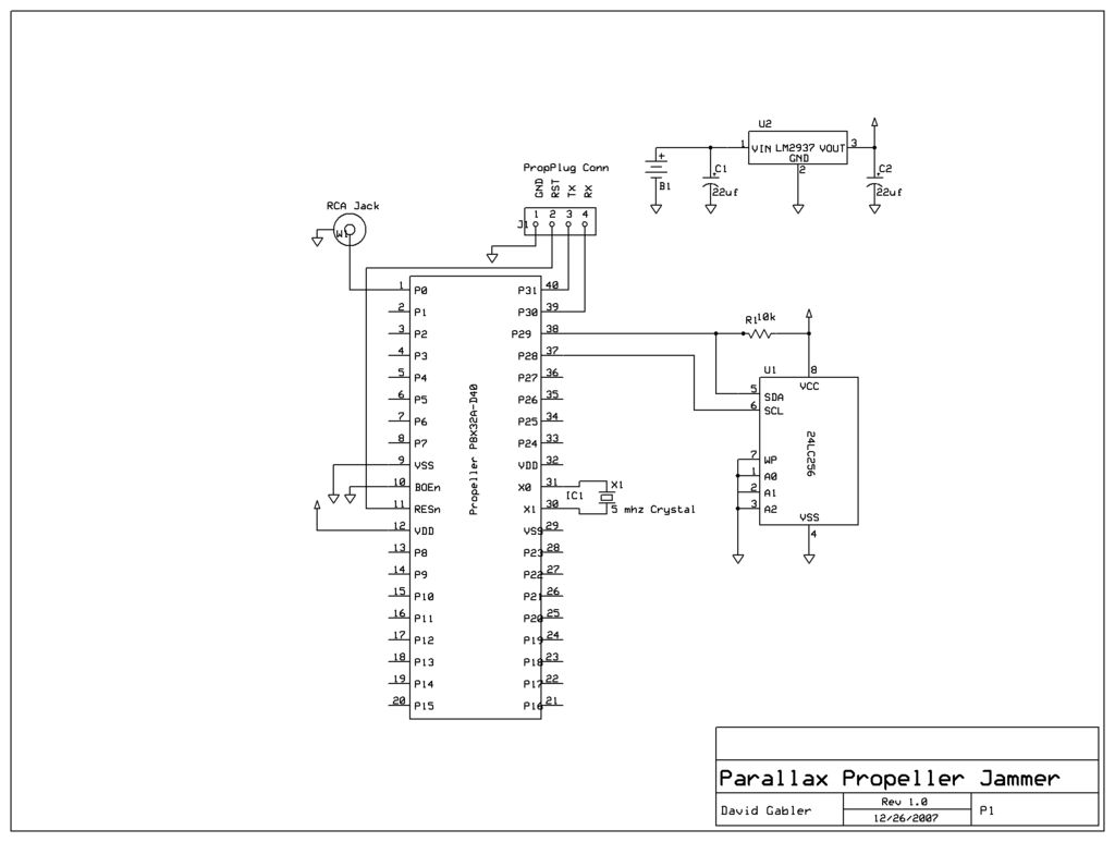 Jammer Circuit Page 2 Rf Circuits Inverter 4 Power Supply Nextgr Diagram