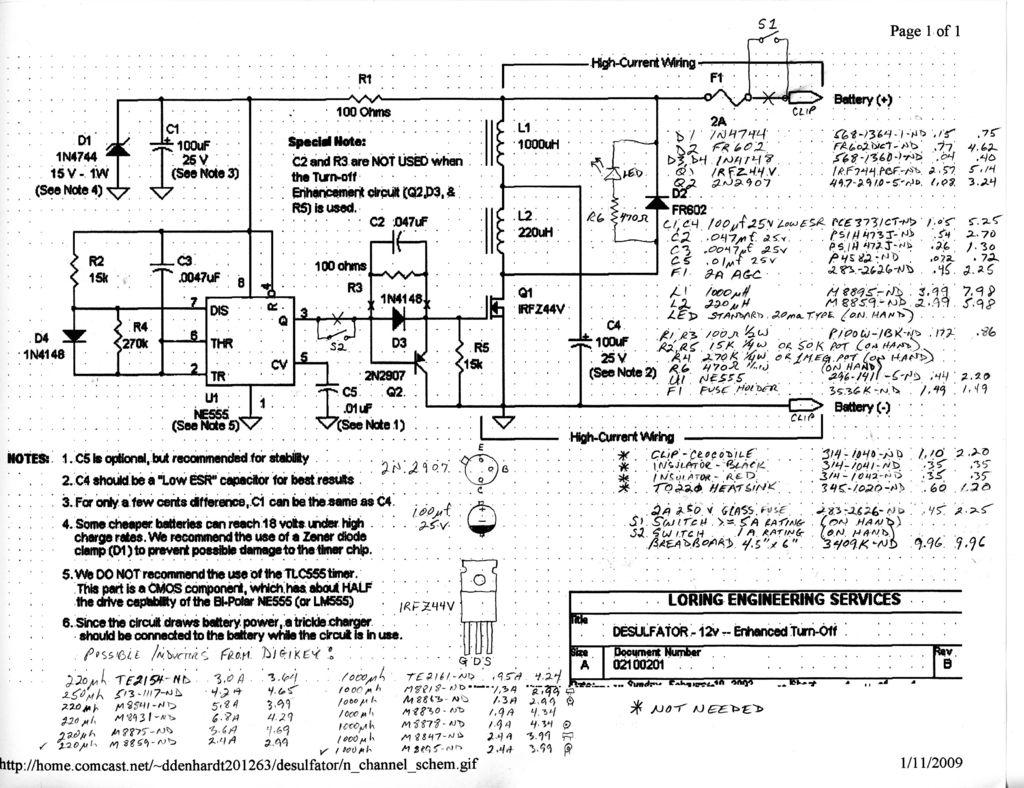 Car Circuit Page 8 Automotive Circuits Next Gr