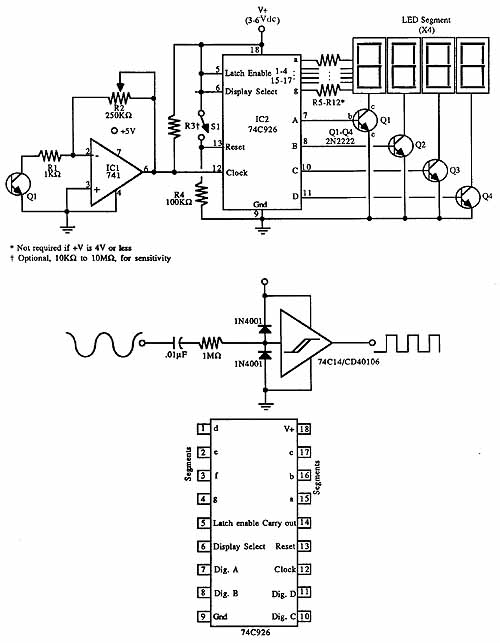 meter circuit page 17   meter counter circuits    next gr