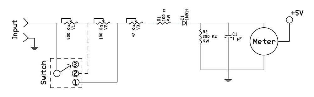 Geiger Counters - schematic