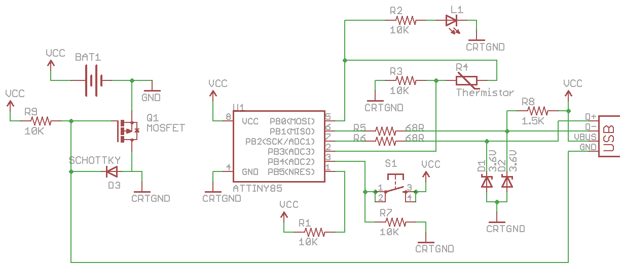 Implement automatic voltage switching into the SATL