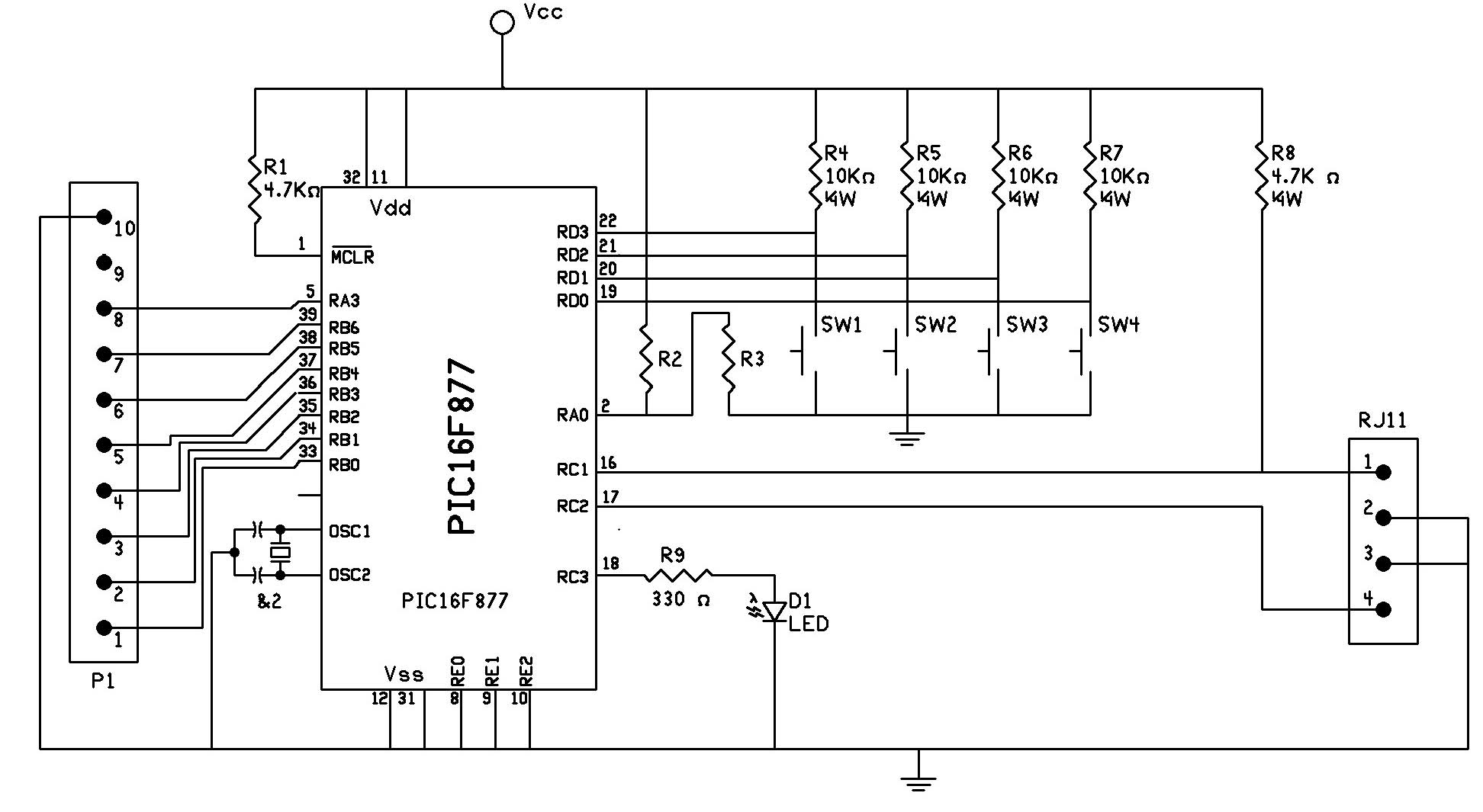 Computer Interface Circuit Page 5 Circuits Ci 65 Central Locking Wiring Diagram X10 Speech Recognition Pg4