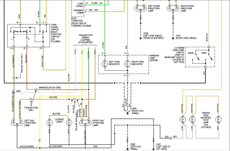 Voyager - schematic
