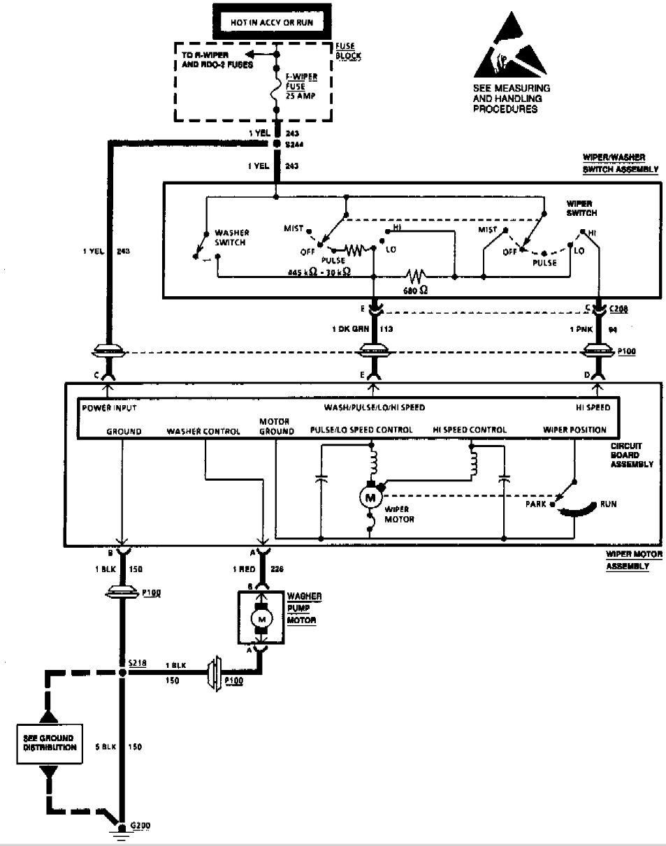 Results Page 96 About Schematic Searching Circuits At Tester Circuit 12 Meter Counter Nextgr 1994 Pontiac Only Work Wiper Motor I Need A Pulse Module
