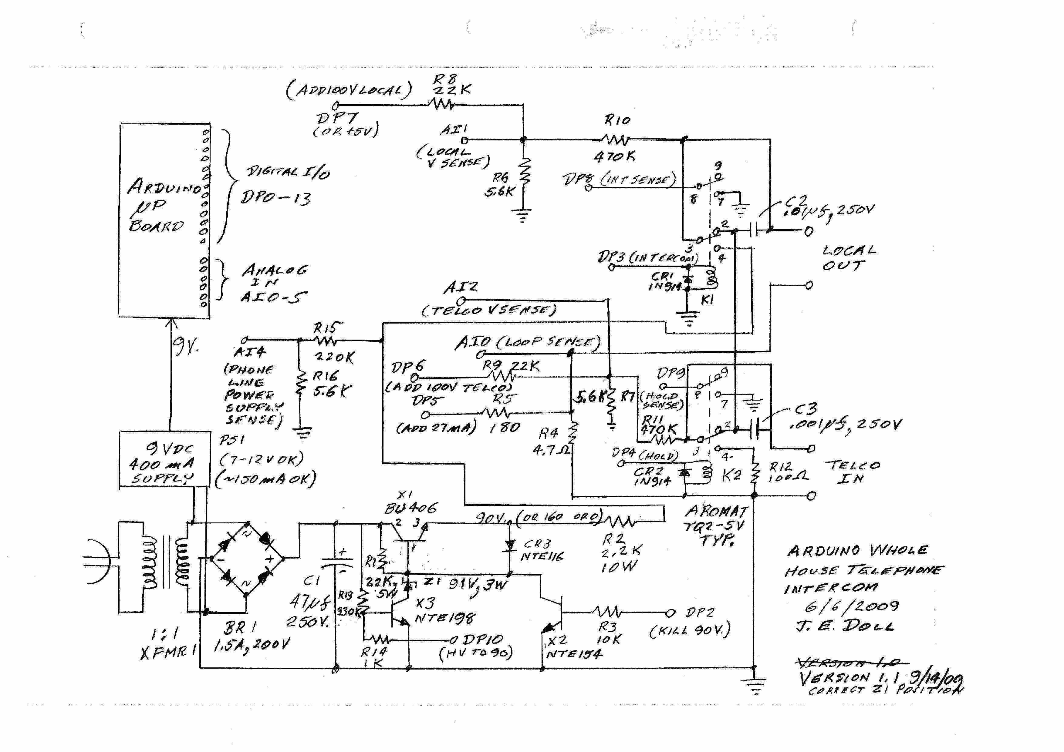 Results Page 397 About Lcd Circuit Searching Circuits At 52w Smps Ac Dc Adapter Arduino Whole House Telephone Intercom