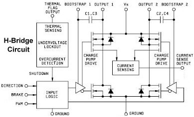 Electrical Stepper Motor Manufacturers - schematic