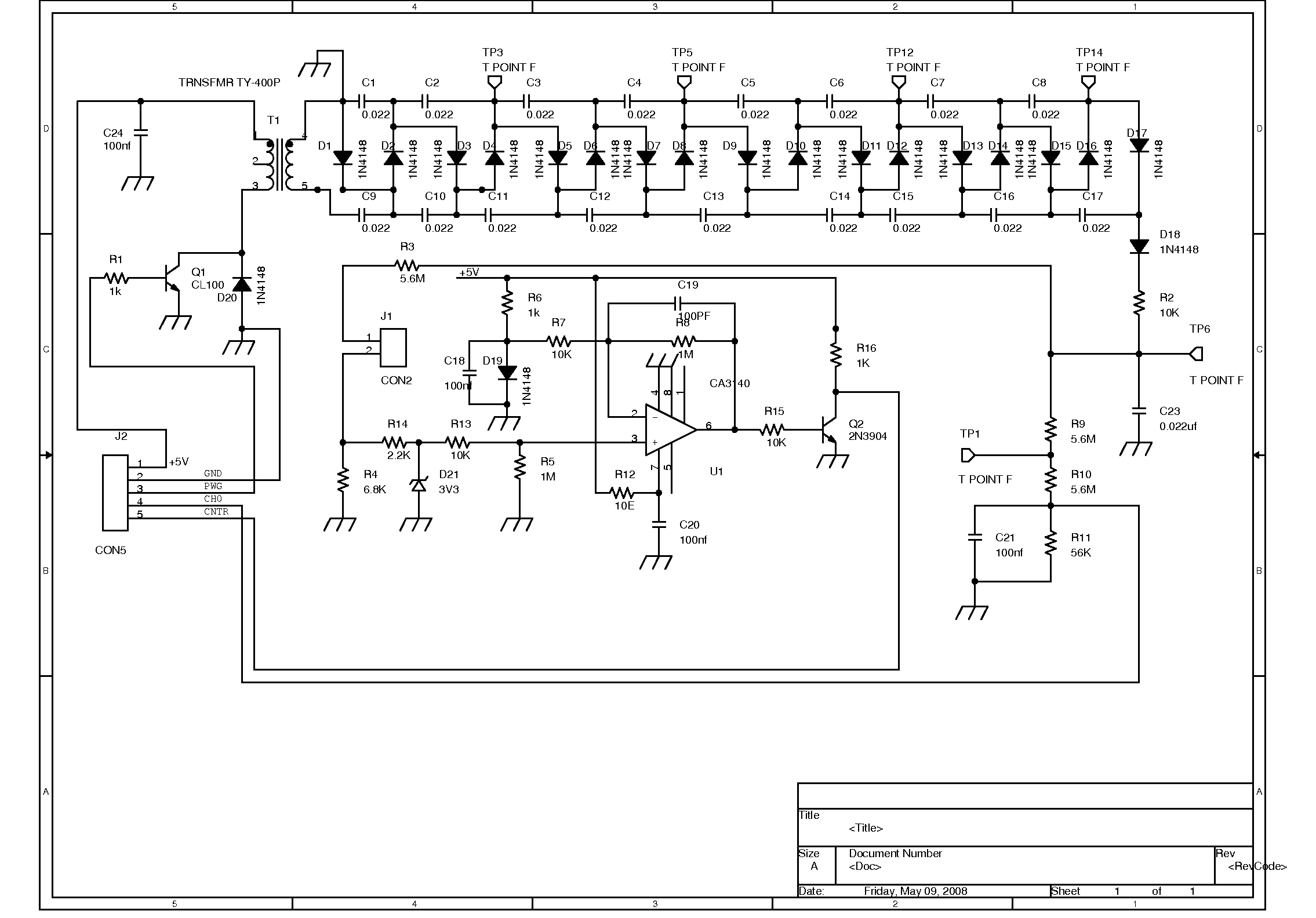 Counter Circuit Page 7 Meter Circuits Details About Printed Board Pcb Diy Arduino Geiger Gmcounter
