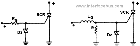 Scr Protection Circuits Schematic Diagram on I O Port Expander Schematic