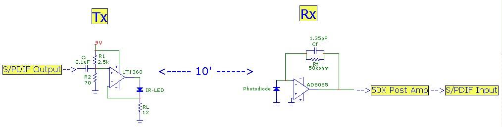 optical circuit page 2 sensors detectors circuits next gr rh next gr Remote Control Circuit Diagram Infrared Circuit Diagram