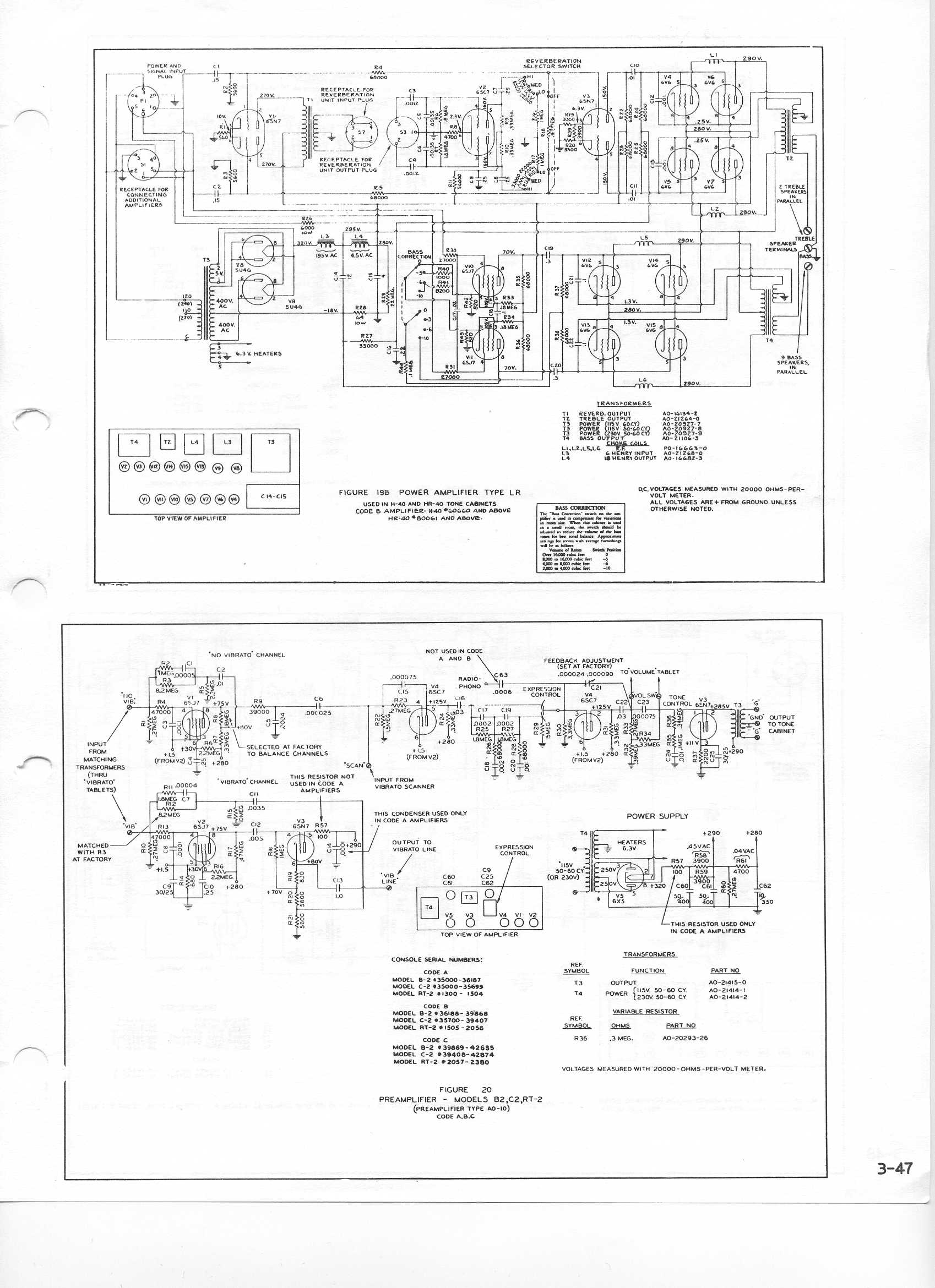 Results Page 12 About Preamp Searching Circuits At Stereo Preamplifier With Adjustment Tone By Tca5550 Hammond C2 Organ